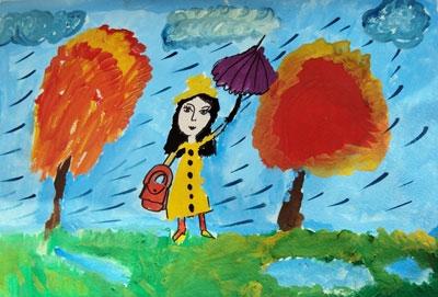 Гаврилова Аліса, 8 років