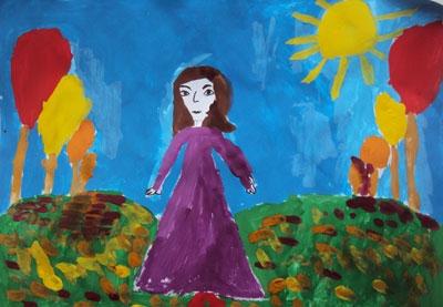 Гошкович Марія, 7 років