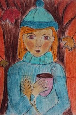 Григор'єва Ліза, 11 років