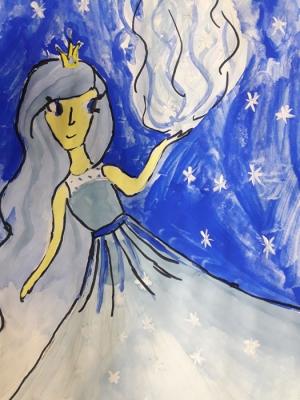 Мария Кондрат, 10 лет