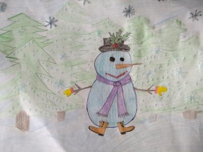 Максим Морозов, 8 лет