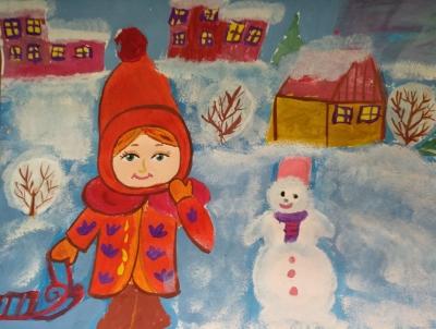 Диана Чигасова, 10 лет
