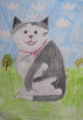 Софія Чорна, 7 років