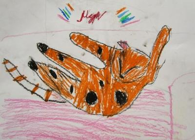 Милана Пичугова, 7 лет