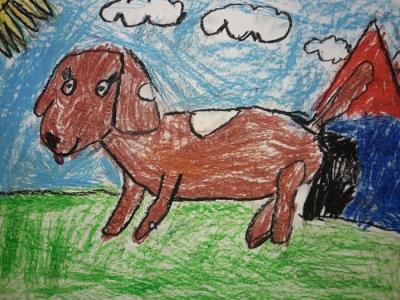 Анастасия Гриднева, 6 лет