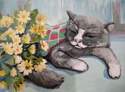 Анастасия Пшеничная, 14 лет