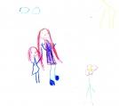 Михаилян Марго, 5 лет