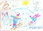 Удовик Анастасия, 8 лет