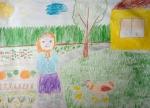 Никифоридис Людмила, 7 лет