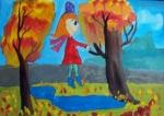 Рєутова Марія, 9 років