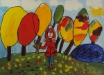 Єнь Арина, 7 років