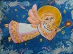 Виолетта Садомова, 8 лет
